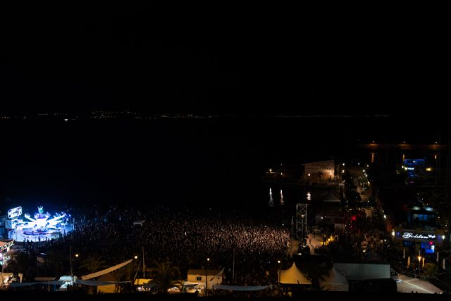 Camela deleita a miles de fans en Puerto de Mazarrón - 2, Foto 2