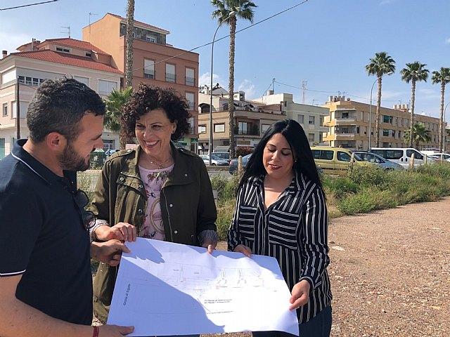 El PP de Puerto Lumbreras propone crear una zona de aparcamiento en la avenida Región Murciana - 1, Foto 1