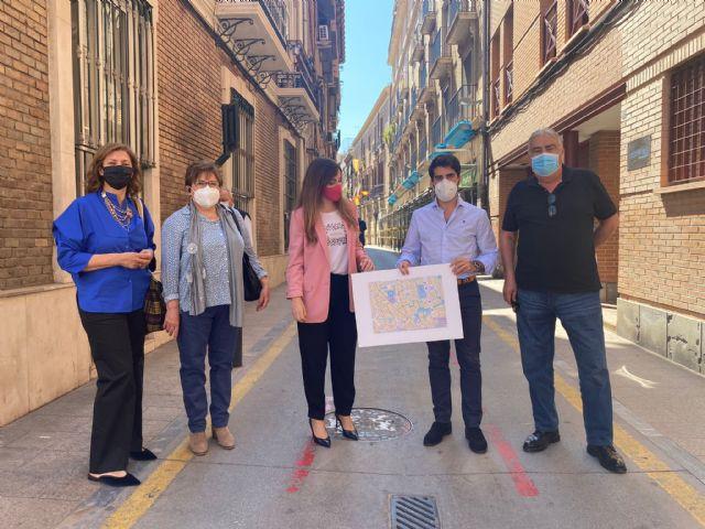 La peatonalización de San Nicolás, un proyecto estratégico del Plan de Movilidad del PP - 2, Foto 2