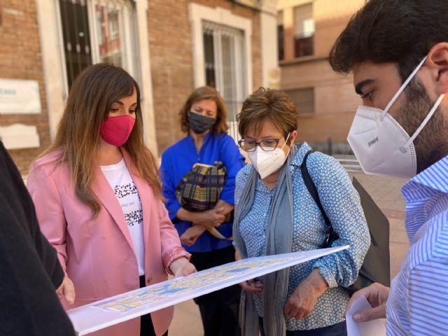 La peatonalización de San Nicolás, un proyecto estratégico del Plan de Movilidad del PP - 3, Foto 3