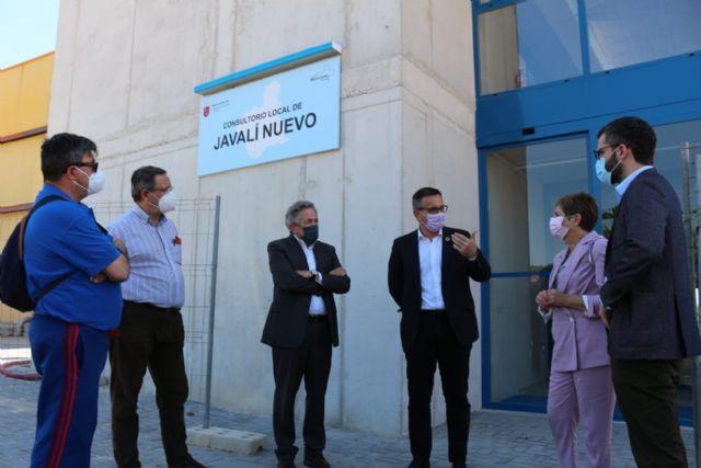 El PSOE destaca la gran labor de los pedáneos de Murcia y celebra el fin de las obras del centro de salud de Javalí Nuevo - 1, Foto 1