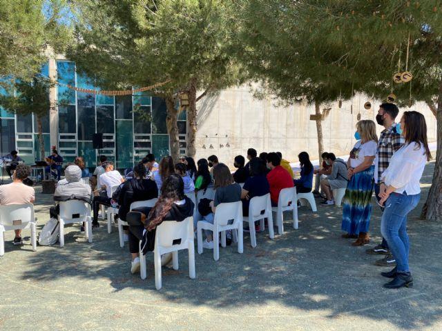Juan Ramón Jiménez y los Poetas del exilio, espectáculo musical en el Parque de Lectura de Torre Pacheco - 3, Foto 3