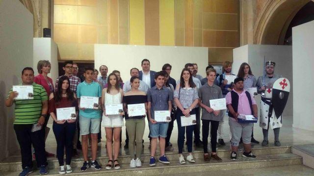 Caravaca acoge la entrega de los concursos regionales convocados por el V Día de la Historia Local, Foto 1