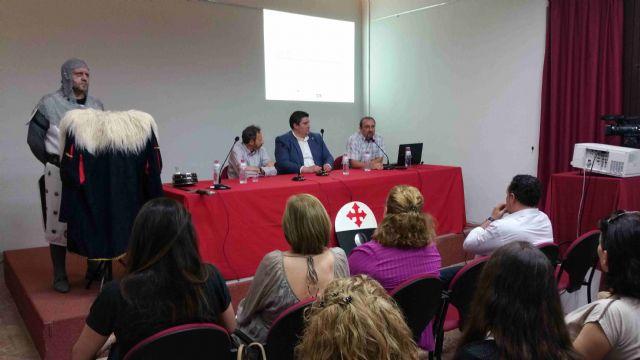 Caravaca acoge la entrega de los concursos regionales convocados por el V Día de la Historia Local, Foto 3