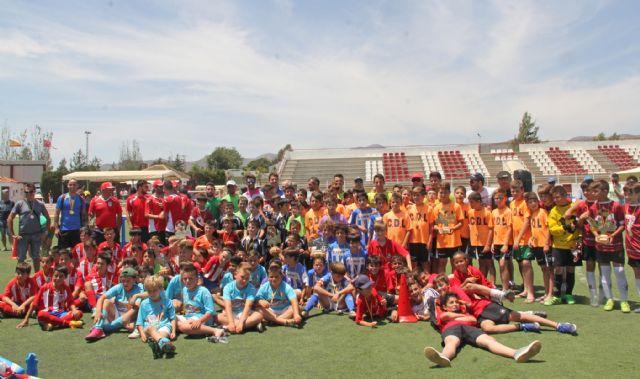 Puerto Lumbreras acoge la VII edición del Torneo de Fútbol Base - 1, Foto 1