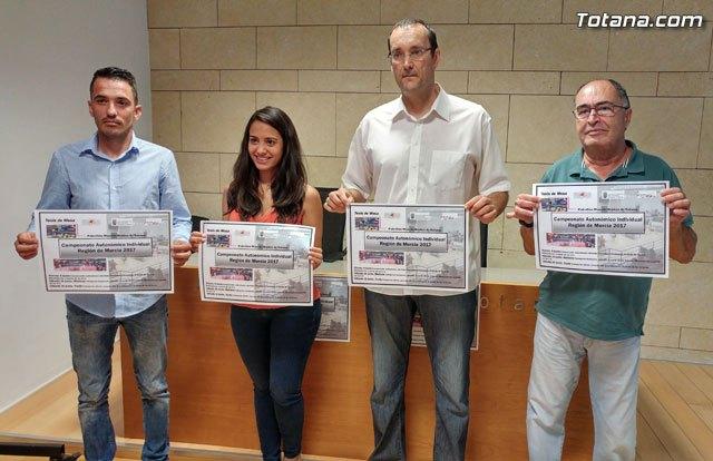 Totana acoge los días 9 y 10 de junio de 2017 el Campeonato Autonómico de Tenis de Mesa de la Región de Murcia, Foto 1