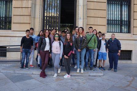 Alumnos del IES Prado Mayor participan en el 8º Minimarket de la Región de Murcia, Foto 3