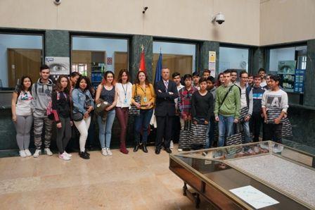 Alumnos del IES Prado Mayor participan en el 8º Minimarket de la Región de Murcia, Foto 4