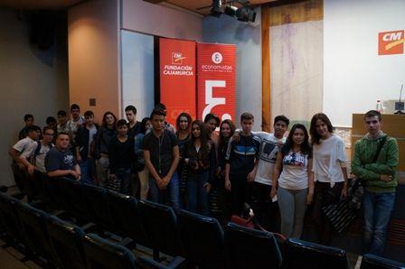 Alumnos del IES Prado Mayor participan en el 8º Minimarket de la Región de Murcia, Foto 6
