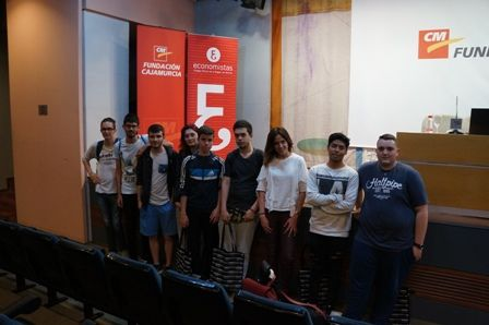 Alumnos del IES Prado Mayor participan en el 8º Minimarket de la Región de Murcia, Foto 7