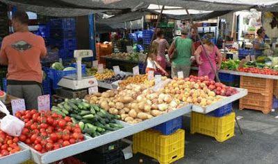 Se adelanta el mercadillo en El Paretón al jueves 8 de junio para no coincidir con la festividad del Día de la Región de Murcia, Foto 1