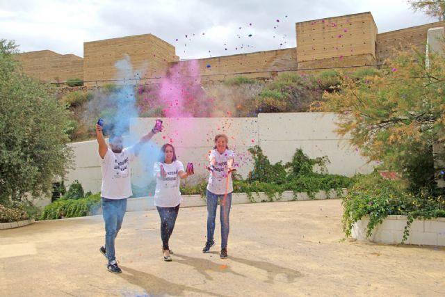 Puerto Lumbreras se llenará de color con la Holi Naturans - 1, Foto 1