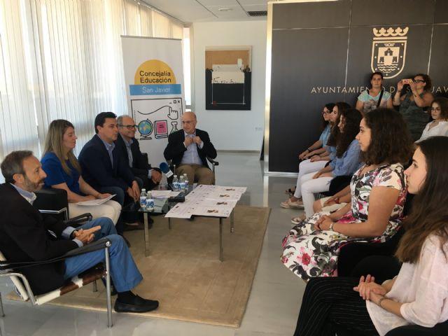 Alumnos de San Javier, Mazarrón, Alhama, Cieza y Molina de Segura copan los premios regionales de Investigación Histórica, Foto 1