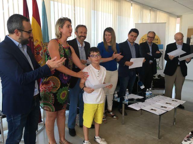 Alumnos de San Javier, Mazarrón, Alhama, Cieza y Molina de Segura copan los premios regionales de Investigación Histórica, Foto 3