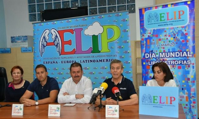"""La banda del Mazapán"" publishes its first CD, part of whose profits will go to AELIP and AECC - 1"