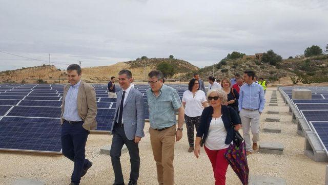 Visita para comprobar el ritmo de las obras de modernización de las zonas regables de Huerta Alta y Huerta Baja - 2, Foto 2