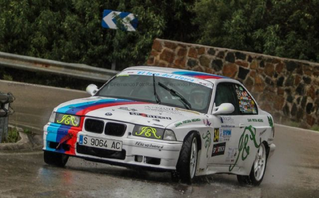 3 drivers of the Automobile Club Totana compete this weekend in the Canary Islands - 2