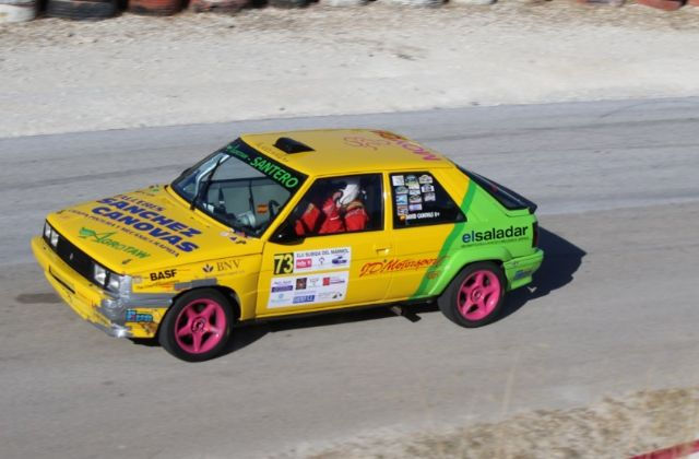 3 drivers of the Automobile Club Totana compete this weekend in the Canary Islands - 3