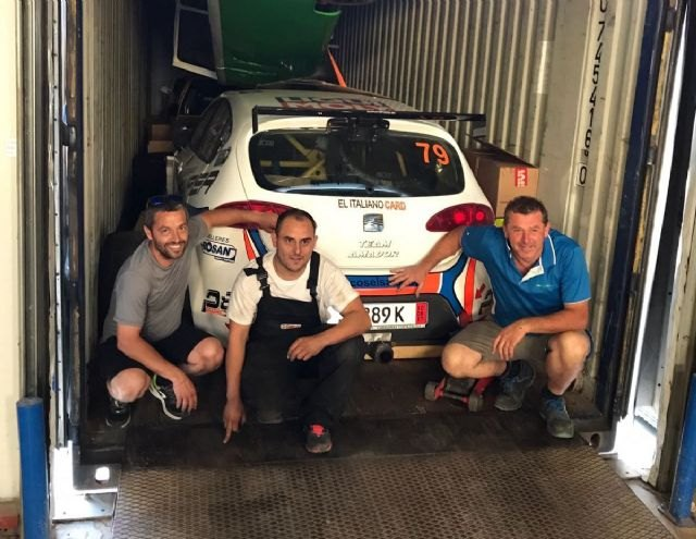 3 drivers of the Automobile Club Totana compete this weekend in the Canary Islands