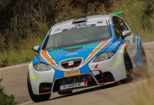 3 drivers of the Automobile Club Totana compete this weekend in the Canary Islands - 4