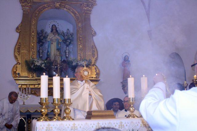 Alguazas abre una capilla de Adoración Perpetua, la segunda en la Diócesis de Cartagena - 2, Foto 2