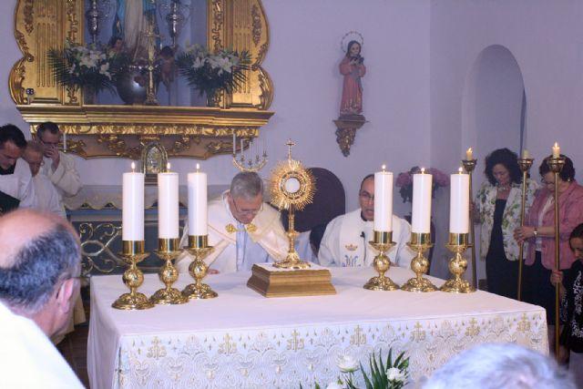Alguazas abre una capilla de Adoración Perpetua, la segunda en la Diócesis de Cartagena - 3, Foto 3