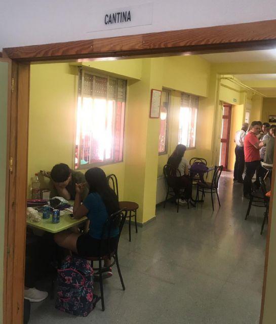 Sacan a licitación el servicio de cafetería del IES Juan de la Cierva y Codorníu - 3, Foto 3