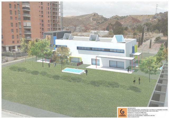 El Campus Universitario de Lorca contará con un Centro de Formación e Investigación geriátrica - 1, Foto 1