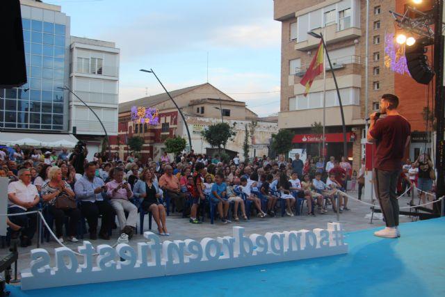 El festival 'Un viaje a los 90', David de María y David Fernández protagonizan el programa de fiestas de San Pedro del Pinatar - 2, Foto 2
