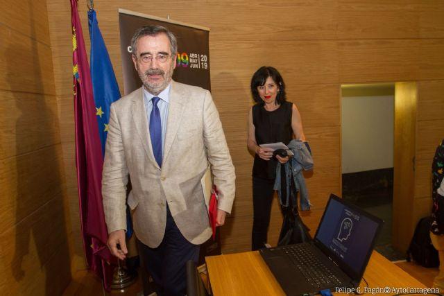 Manuel Cruz habló en Cartagena Piensa sobre regeneración democrática - 1, Foto 1