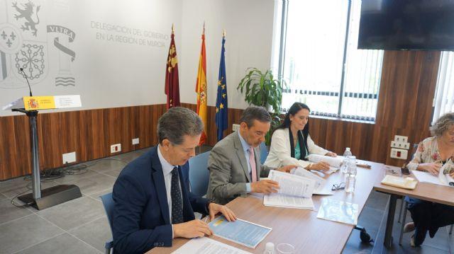 El Programa de Fomento de Empleo Agrario destina cinco millones de euros para la contratación de 1.300 trabajadores   de zonas rurales deprimidas de la Región de Murcia, Foto 2
