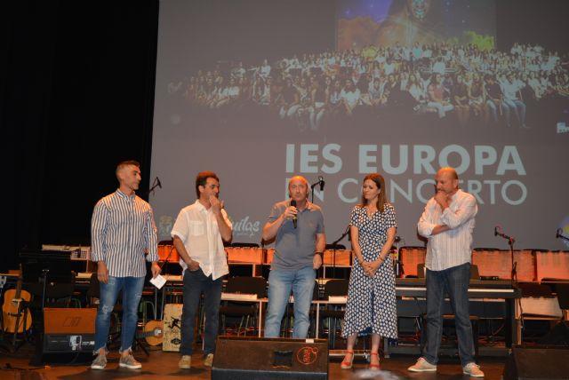 El IES Europa vuelve a demostrar el valor pedagógico de la música en su tradicional concierto anual - 1, Foto 1
