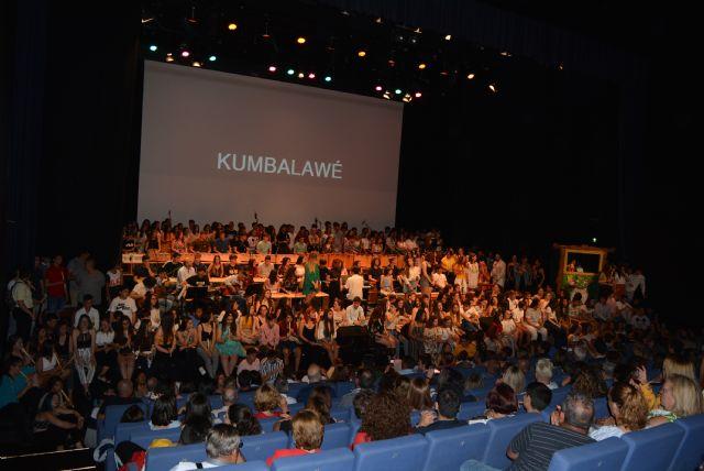 El IES Europa vuelve a demostrar el valor pedagógico de la música en su tradicional concierto anual - 2, Foto 2