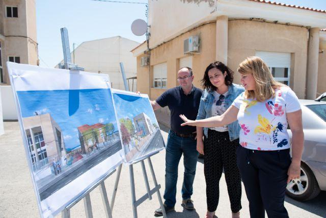 Nuevo proyecto de mejora en la accesibilidad y entorno del local social y centro médico de Cañada de Gallego, Foto 1