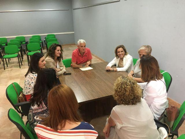 San Javier albergará el tercer Punto de Encuentro Familiar para la atención a víctimas de violencia de género, en la Región de Murcia - 1, Foto 1