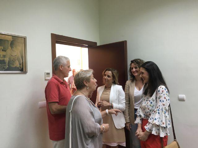 San Javier albergará el tercer Punto de Encuentro Familiar para la atención a víctimas de violencia de género, en la Región de Murcia - 2, Foto 2