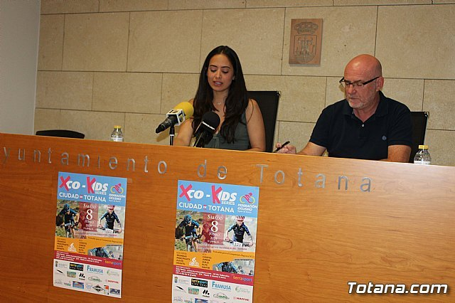"The Sports City ""Valverde Reina"" welcomes tomorrow a BTT test of the XCO circuit, Olympic Rally modality - 1"