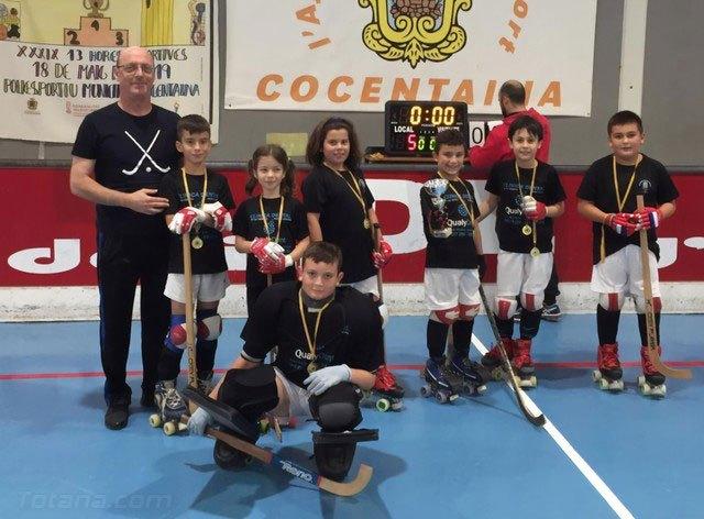 Éxito rotundo del Club Hockey Patines de Totana en la Copa Federación de Valencia - 1, Foto 1
