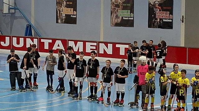 Éxito rotundo del Club Hockey Patines de Totana en la Copa Federación de Valencia - 2, Foto 2