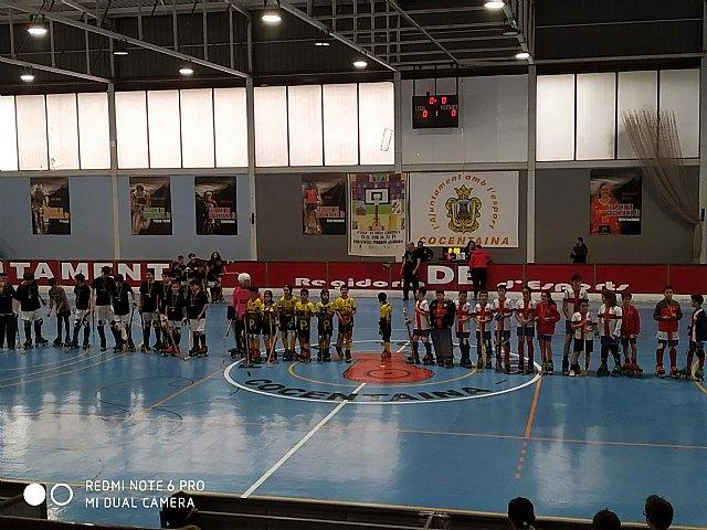 Éxito rotundo del Club Hockey Patines de Totana en la Copa Federación de Valencia - 4, Foto 4