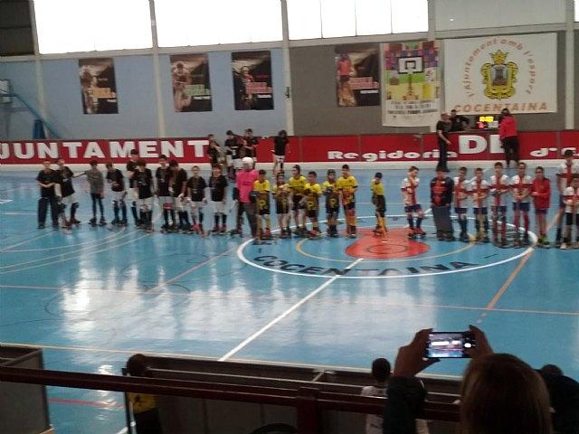 Éxito rotundo del Club Hockey Patines de Totana en la Copa Federación de Valencia - 5, Foto 5