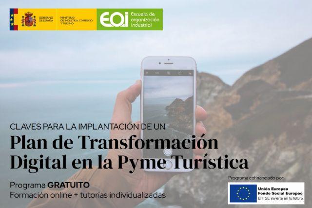 La Comunidad impulsa un plan de digitalización para pymes turísticas de la Región - 1, Foto 1