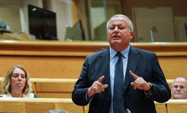 Bernabé: El PSOE condena a que la regeneración de la bahía de Portmán no se reanude hasta 2026 - 1, Foto 1