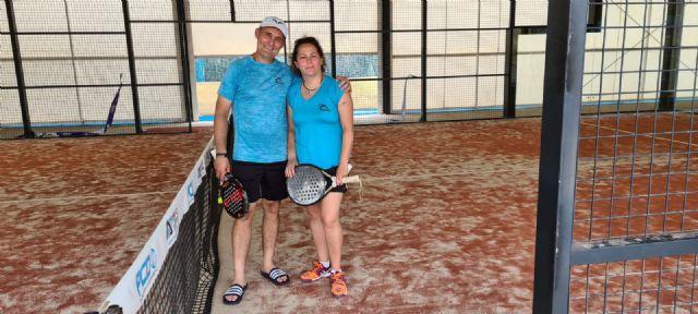 Resultados de los jugadores totaneros de pádel del Club de Tenis Totana durante el fin de semana del 28 al 30 de mayo, Foto 6