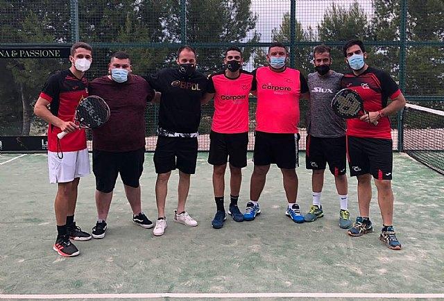 Resultados de los jugadores totaneros de pádel del Club de Tenis Totana durante el fin de semana del 28 al 30 de mayo, Foto 3