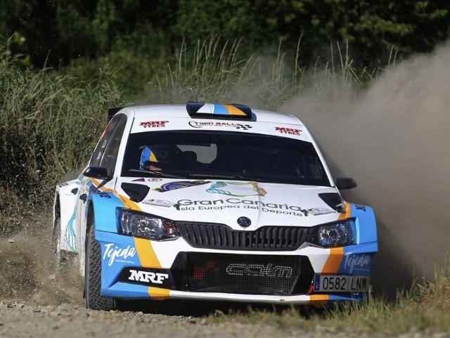 Quintana y Mujica se confirman en el Rally Terra da Auga - 1, Foto 1