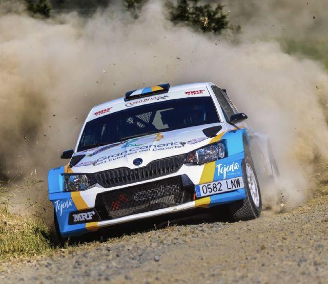 Quintana y Mujica se confirman en el Rally Terra da Auga - 2, Foto 2