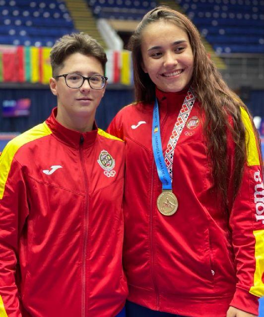 La luchadora Carla Lera consigue Oro en el Torneo Internacional Bucarest - 3, Foto 3