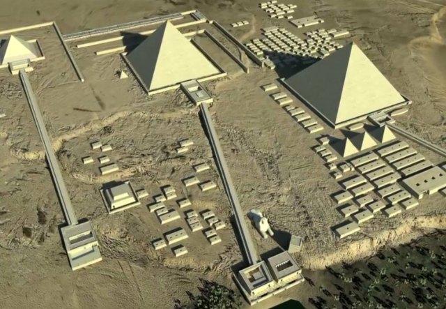 ¿Qué pueden ser las pirámides en realidad? - 1, Foto 1