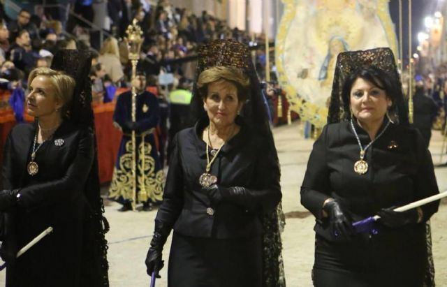 Joaquina Gil dará el relevo como Presidenta de la Asociación Nuestra Señora de los Dolores el 17 de junio en Junta Extraordinaria - 1, Foto 1